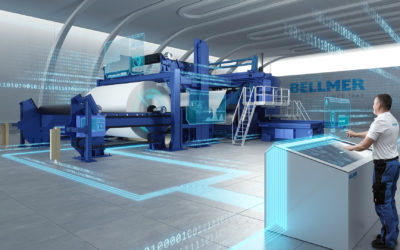Bellmer Automation – 3D Rendering