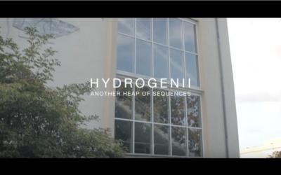 Hydrogenii Album Release