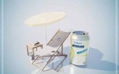 Indigo´s Lemonade – 3D Rendering