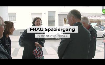 """FRAG Pforzheim bei den """"Joblingen"""""""