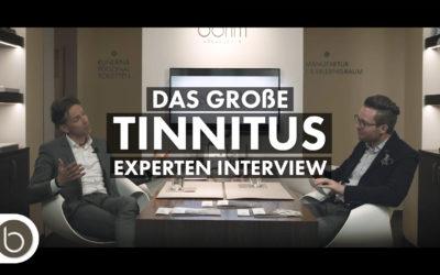 Böhm Tinnitus Experten-Interview