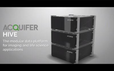 ACQUIFER Imaging Machine & HIVE Animation