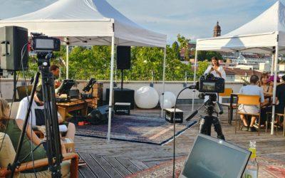 EMMA Kreativzentrum Open Air mit Livestream