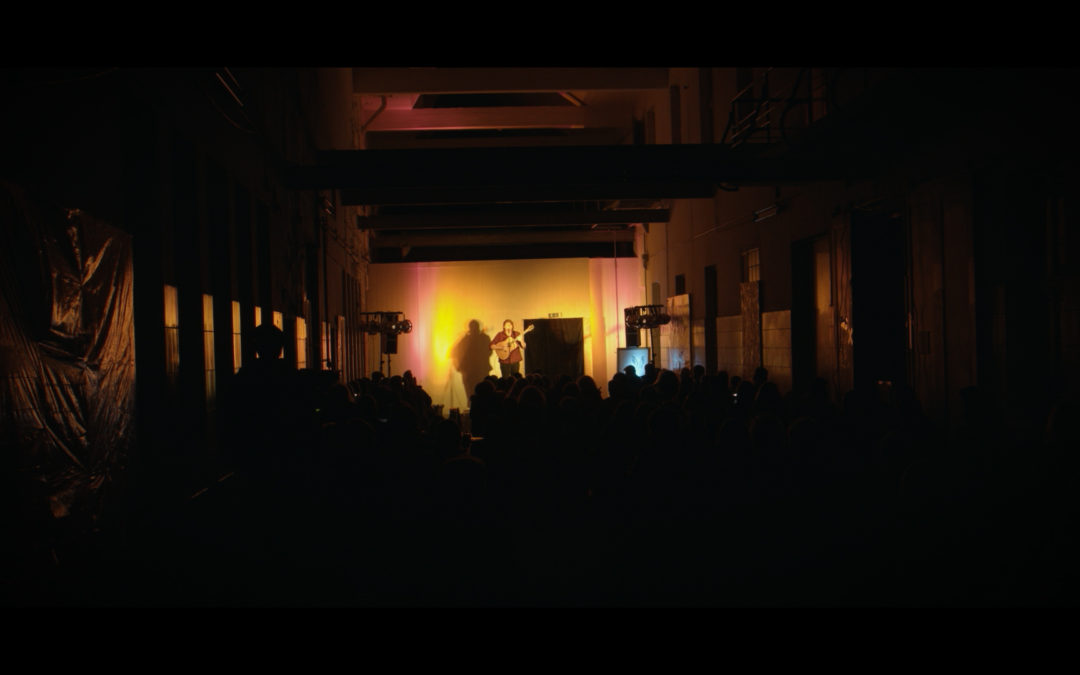 Konzert im Alter Schlachthof Pforzheim mit John Blek