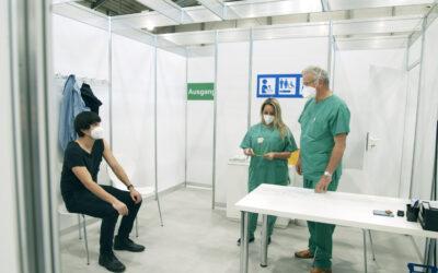 Erklärvideo für das Kreisimpfzentrum Pforzheim